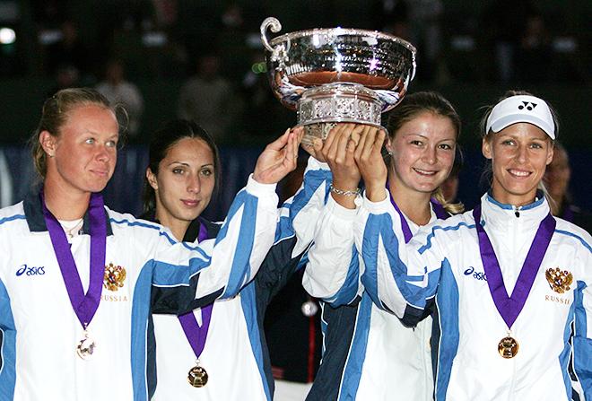 Победа в Кубке Федерации