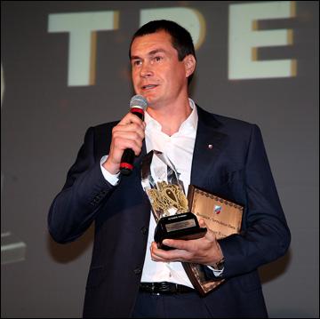 Лучший тренер ВХЛ сезона-2012/13 Ильнур Гизатуллин