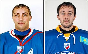 Роман Костромин и Иван Полошков