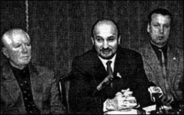 Анатолий Хорозов (в центре). 60-е годы