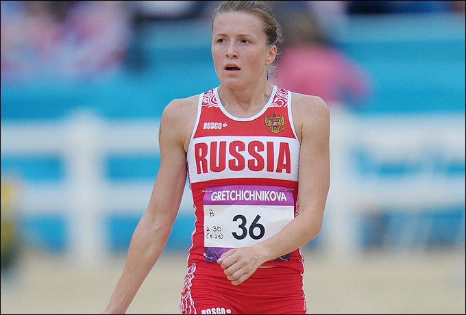 Предпоследнее место Евдокии Гречишниковой подвело черту под лондонским вояжем сборной России