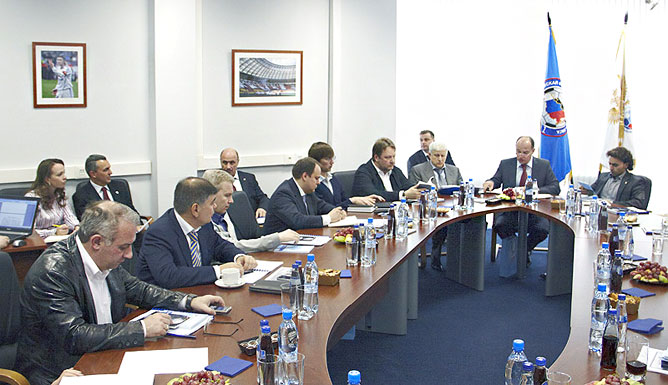 Общее собрание РФПЛ. 28 апреля 2011 года