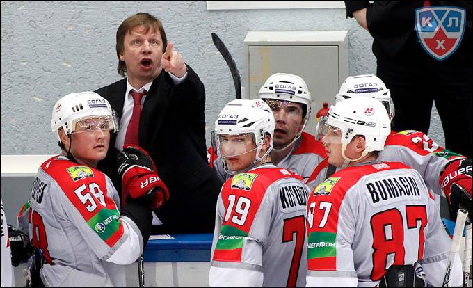 Анатолий Емелин и его команда