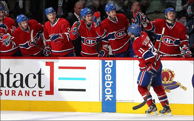 """3 мая 2013 года. Монреаль. Плей-офф НХЛ. 1/8 финала. Матч № 2. """"Монреаль"""" — """"Оттава"""" — 3:1. Хозяева сравнивают счёт в серии"""