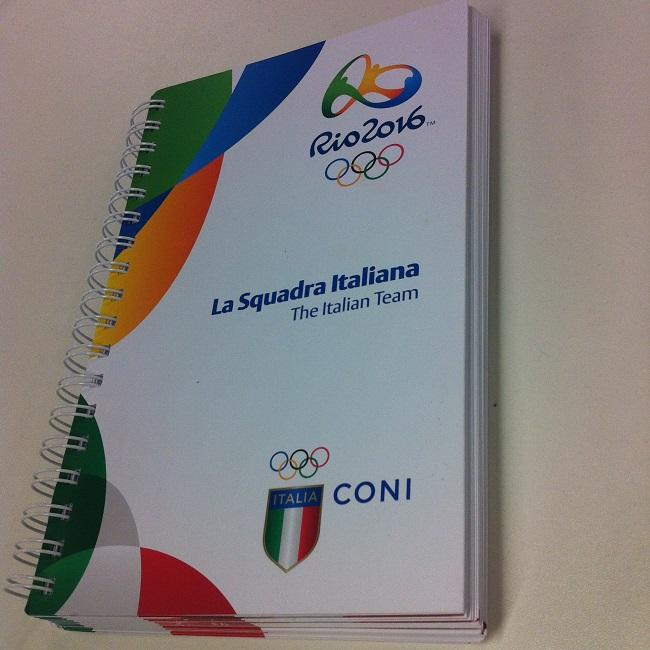Хэндбук Олимпийского комитета Италии