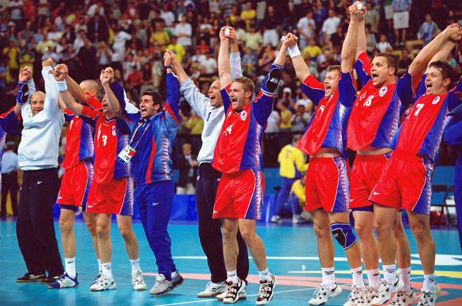 Сидней-2000. Победа российских гандболистов
