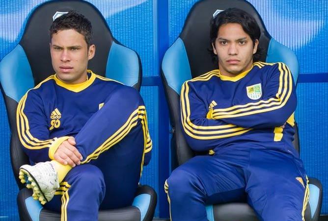 Марлос и Торрес мечтают об отпуске?