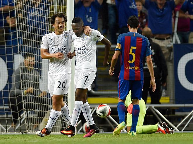 """Муса делает дубль в ворота """"Барселоны"""""""