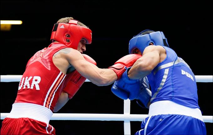 Василий Ломаченко на пути ко второму подряд олимпийскому золоту