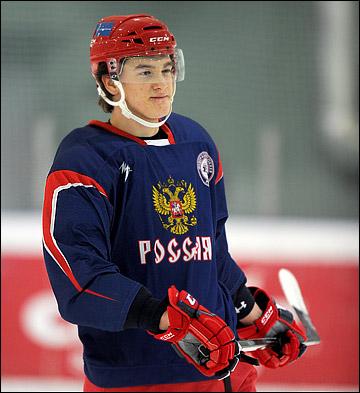 Никита Задоров: Я считаю, что уже готов играть в НХЛ