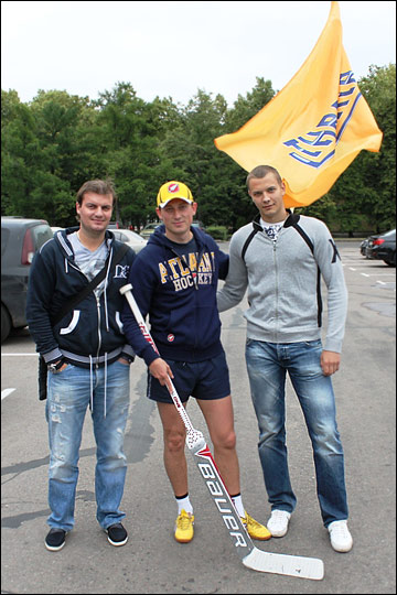 Сергей Борисов (слева) и Александр Кадейкин (справа)