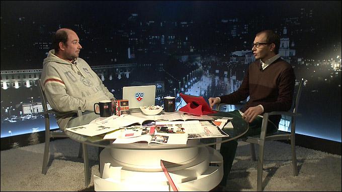 """Владимир Дехтярёв в гостях у """"Трибуны"""" Романа Чернявского"""