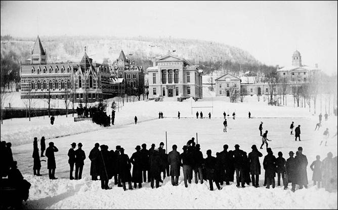 Хоккей. История чемпионатов мира. ЧМ-1931-1940. Фото 02.