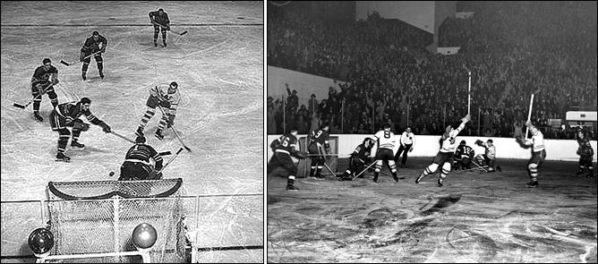 Хоккей. История чемпионатов мира. ЧМ-1931-1940. Фото 03.