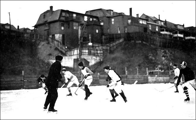 Хоккей. История чемпионатов мира. ЧМ-1931-1940. Фото 04.