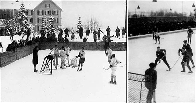 Хоккей. История чемпионатов мира. ЧМ-1931-1940. Фото 05.