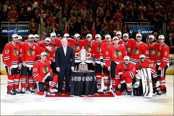 """9 июня 2013 года. Чикаго. Плей-офф НХЛ. 1/2 финала. Матч № 5. """"Чикаго"""" — """"Лос-Анджелес"""" — 4:3 (ОТ)."""
