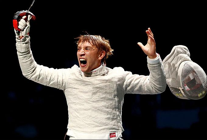Провальное выступление Алексея Якименко не оставило российских саблистов без медалей. Бронзу Лондона завоевал Николай Ковалёв