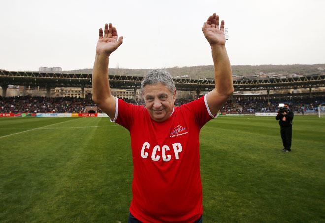 Хорен Оганесян