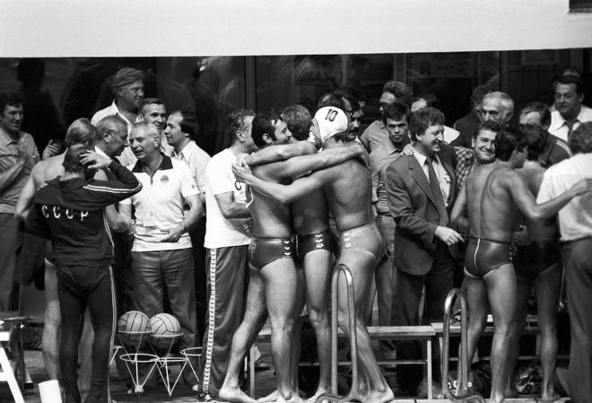 Москва-1980. Победа советских ватерполистов