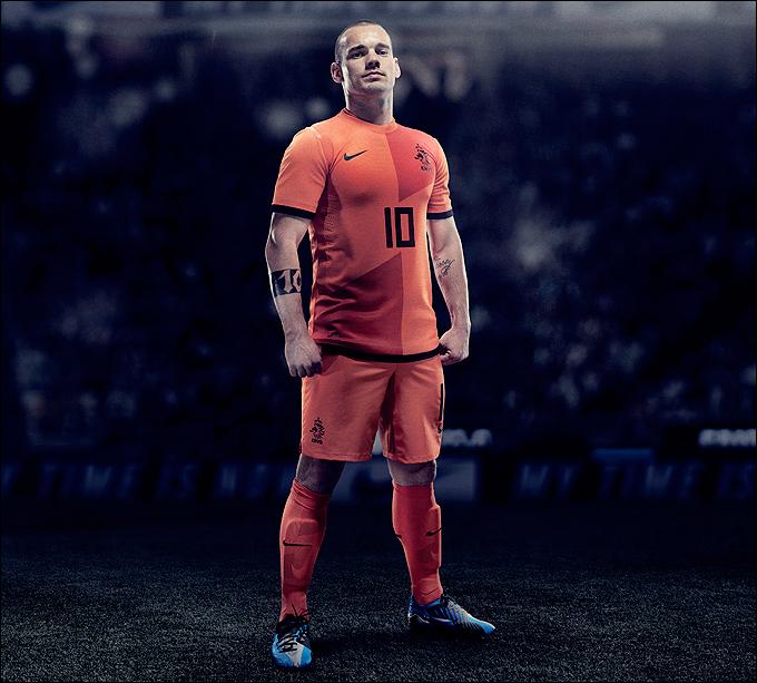 Форма сборной Нидерландов