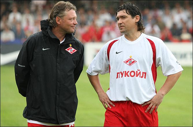 Василий Кульков и Дмитрий Ананко.