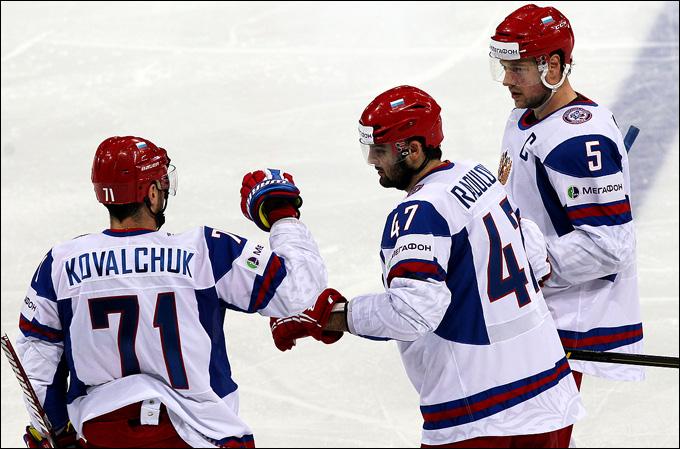 13 мая 2013 года. Хельсинки. Чемпионат мира. Групповой этап. Австрия — Россия — 4:8. Такой хоккей нам нужен?