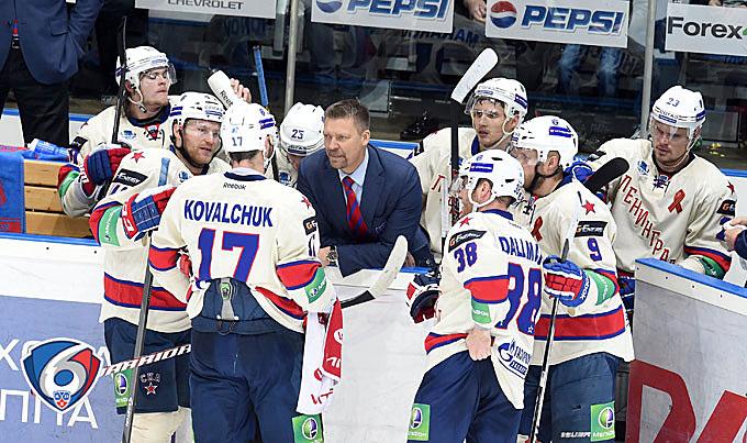 Во всех бедах СКА виновны тренеры?