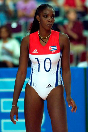 Кубинская звезда 90-х Регла Торрес сейчас – тренер женской сборной Кубы