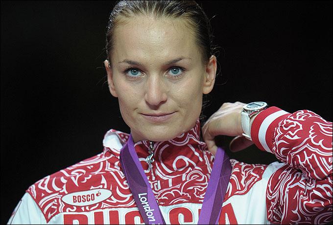 Ближе всех к олимпийскому золоту оказалась Софья Великая, обидно проигравшая в финале