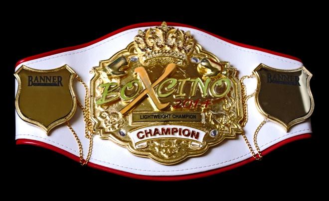 Титул чемпиона Boxcino 2014