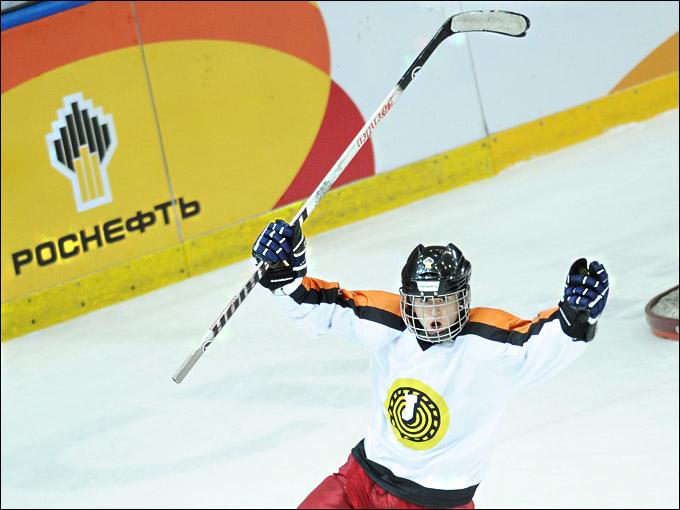 """""""Большая игра"""" — возрождение хоккейных традиций"""