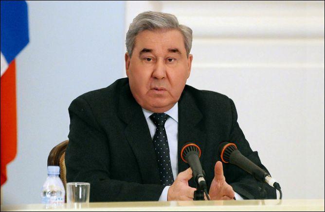 Губернатор Омской области Леонид Полежаев.