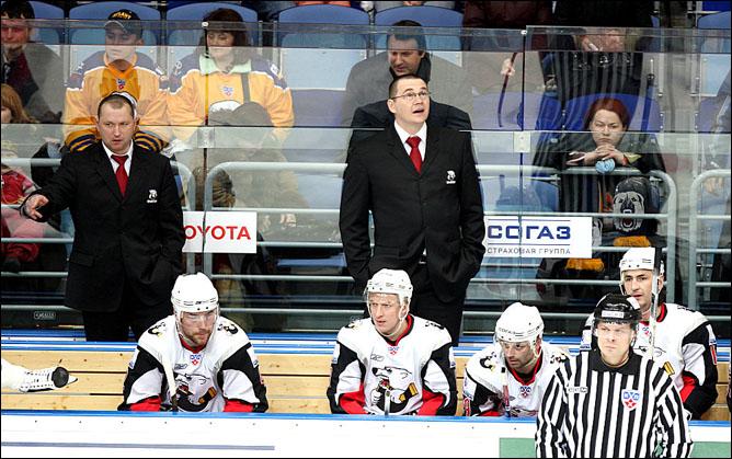 КХЛ. Андрей Назаров. Фото 01.