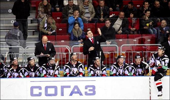 КХЛ. Андрей Назаров. Фото 03.