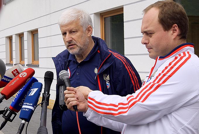После Евро-2012 президент РФС Сергей Фурсенко написал заявление об уходе по собственному желанию