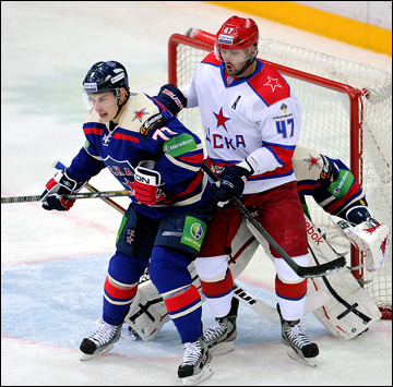 СКА против ЦСКА