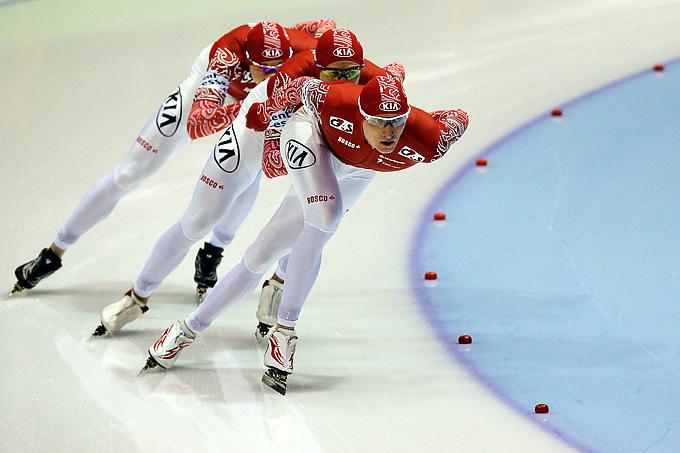 На дистанции — сборная России