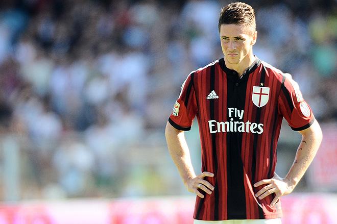 В «Милане» Торрес проиграл конкуренцию Жереми Менезу