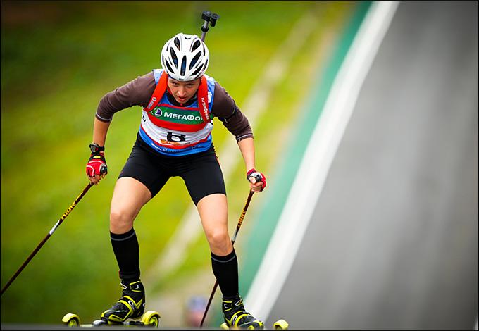 Летний чемпионат мира по биатлону в Уфе