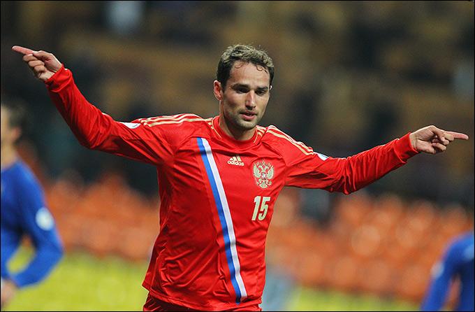 Роман Широков забил единственный гол в матче с пенальти