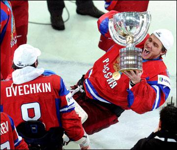 Семён Варламов: сам пропадай, а Кубок спасай!