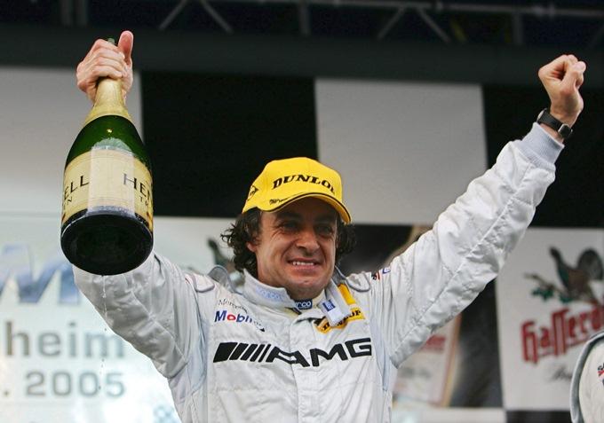 Жан Алези: победа в 2005 году