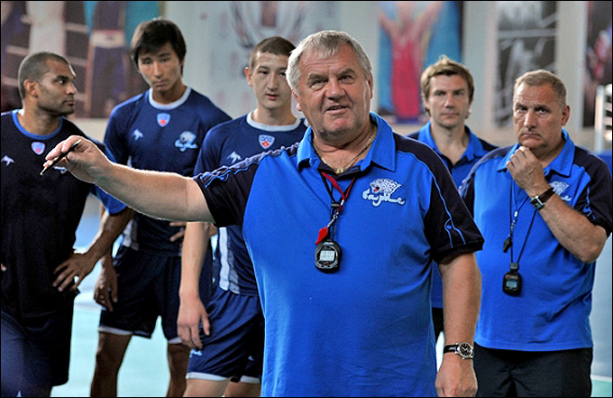 Владимир Крикунов