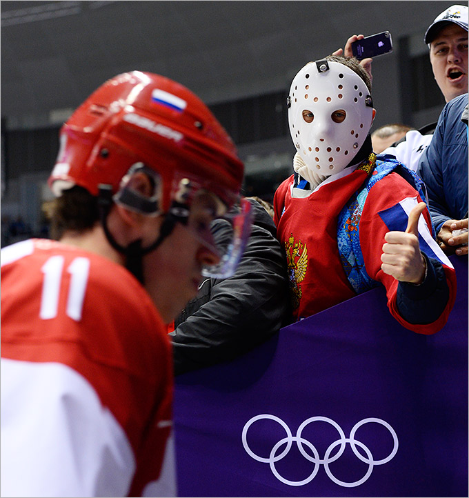 Россияне разочаровали хоккейных болельщиков