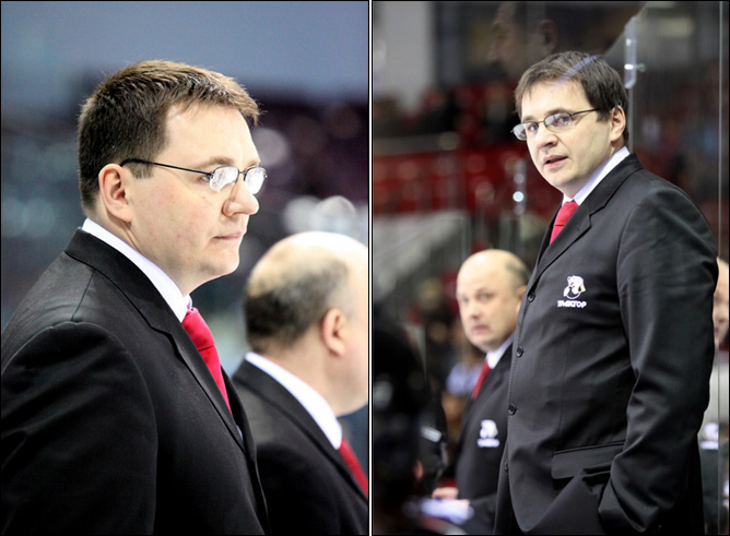 КХЛ. Андрей Назаров. Фото 07.