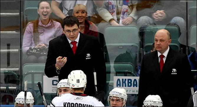 КХЛ. Андрей Назаров. Фото 09.