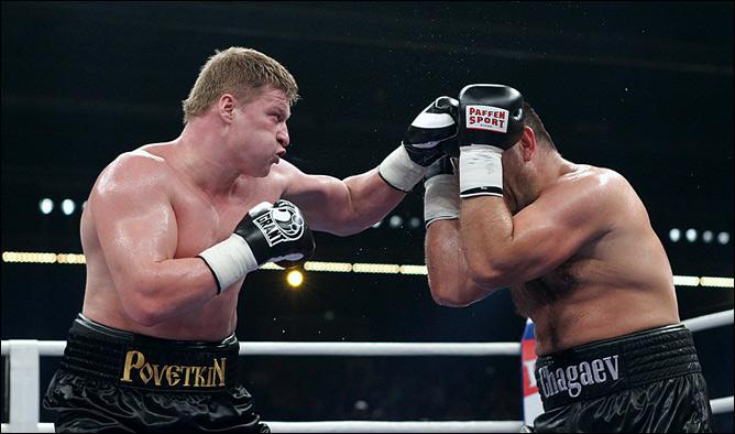 Поветкин приобрёл бесценный опыт в бою с бывшим чемпионом мира