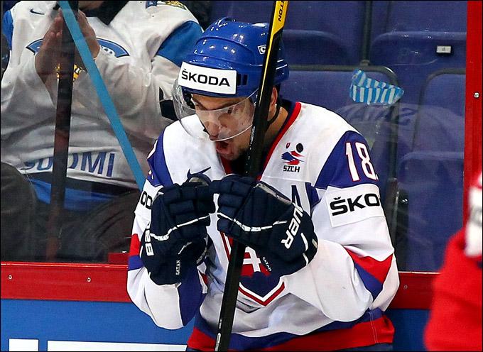 Мирослав Шатан на чемпионате мира