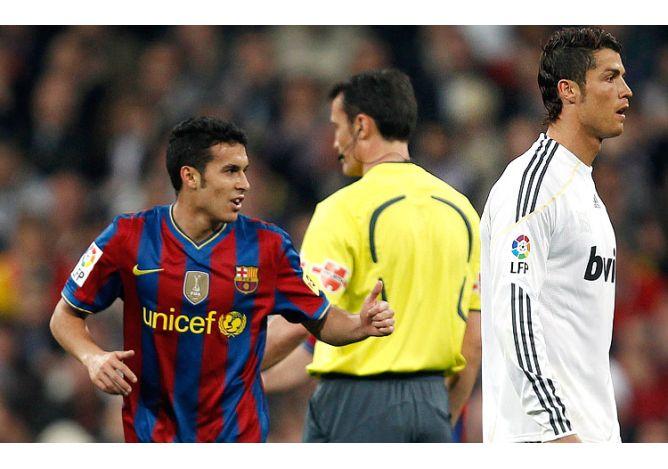 Педро ставит победную точку